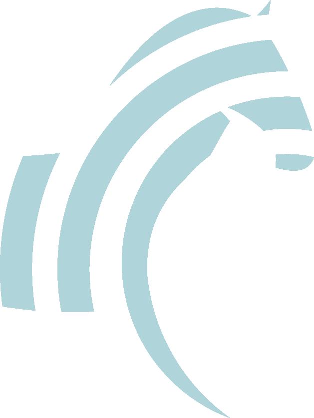 Logo Terres Sauvages bleu clair