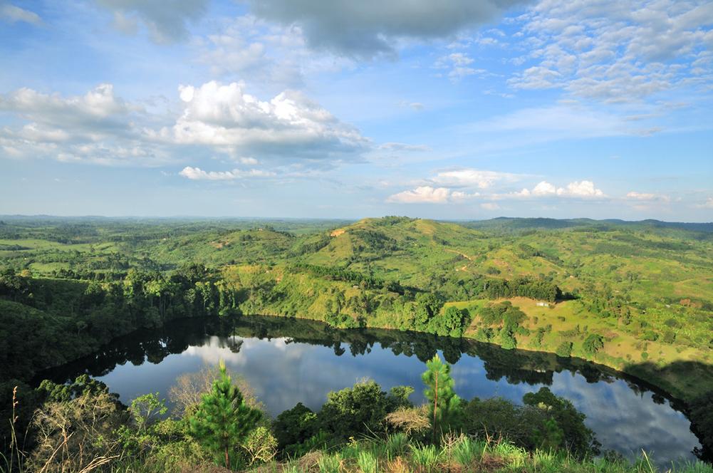 Lac Nyamirima, Ouganda