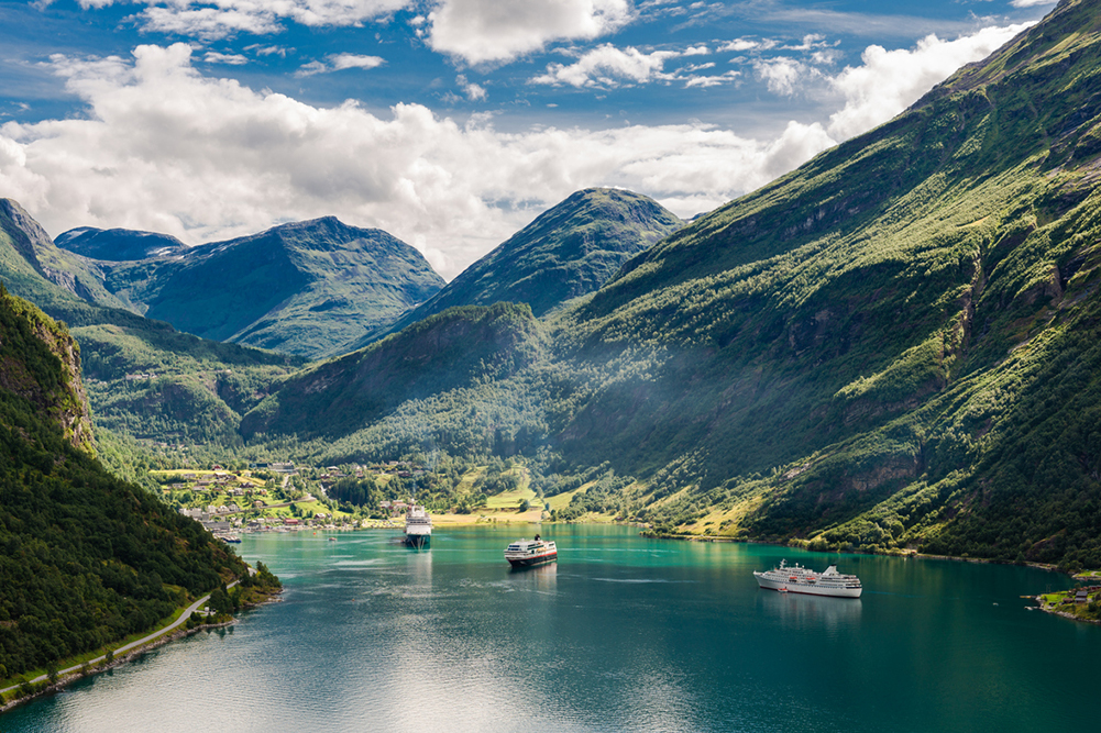 Norway, a jewel of nature