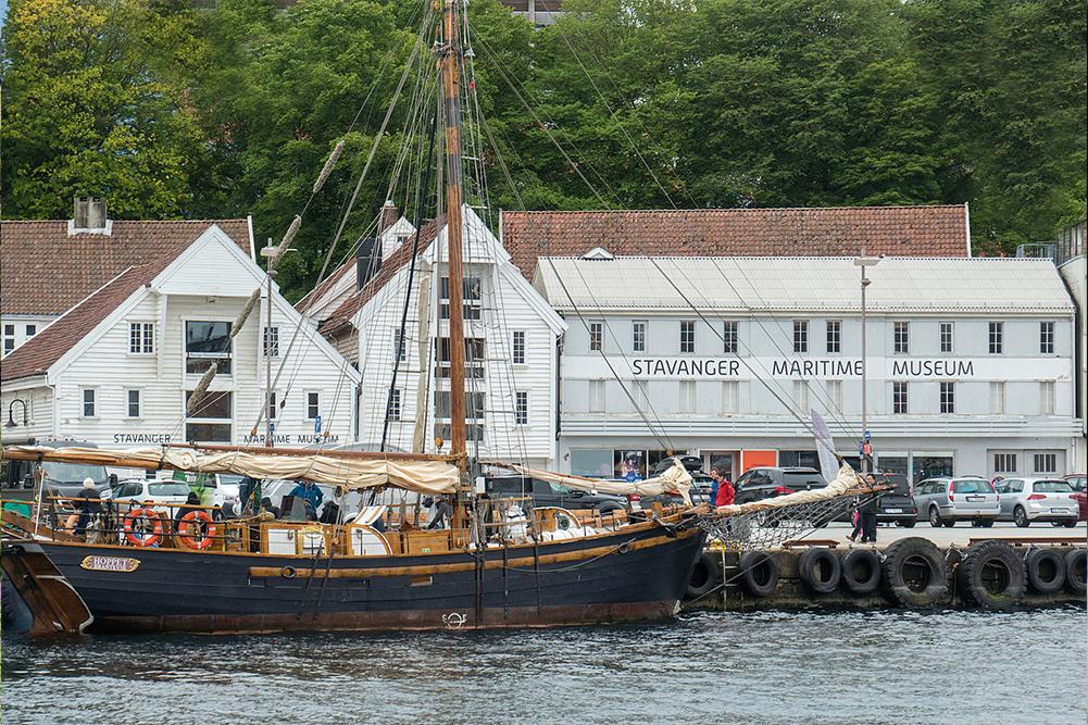 Musée maritime à Stavanger