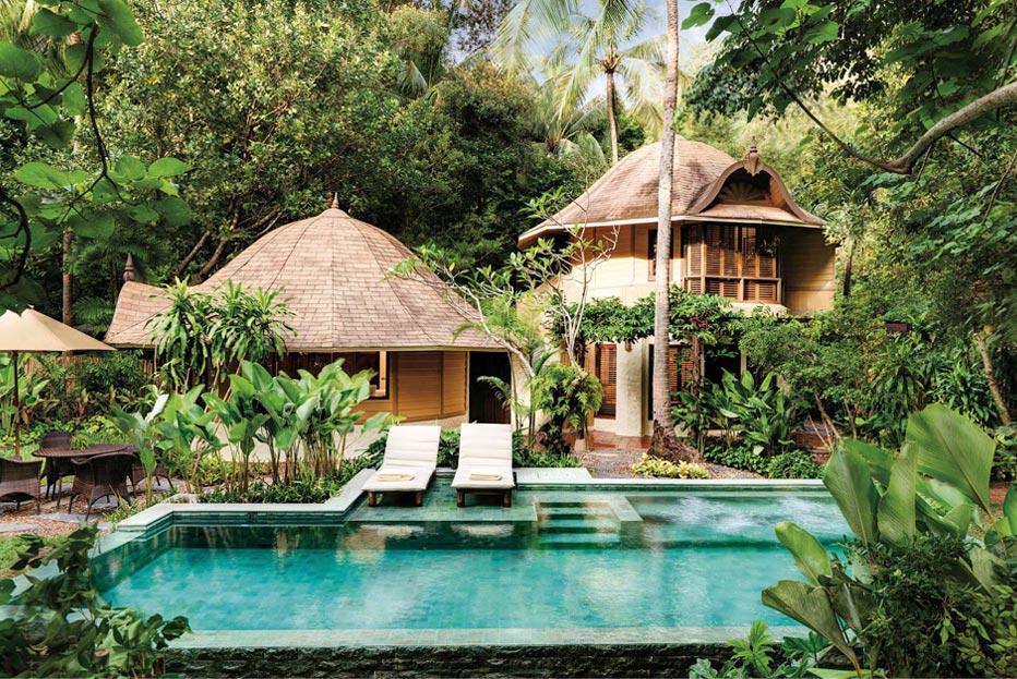 Rayavadee Resort – Krabi, Thailand