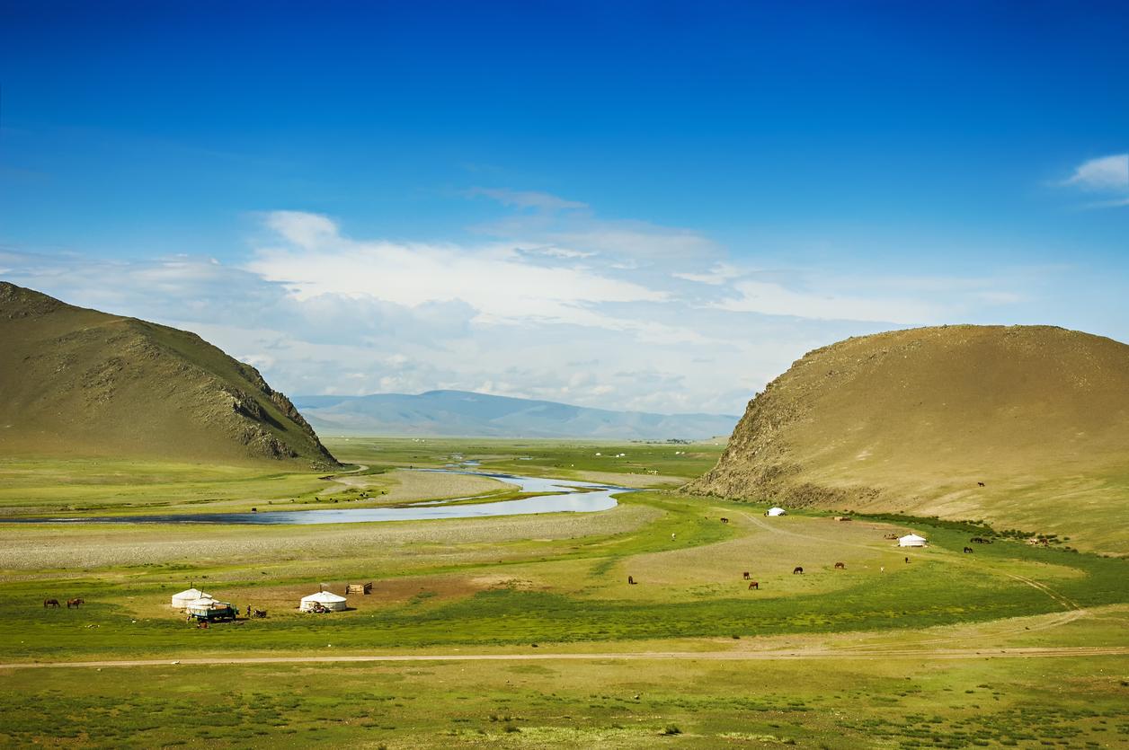 La réserve naturelle de Gün Galuut