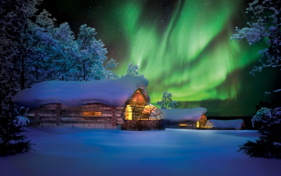 Kakslauttanen Arctic Resort – Finland