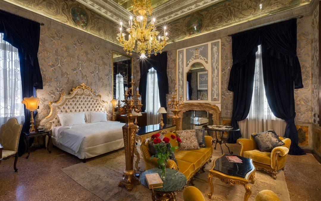 Palazzo Venart Garden – Venice