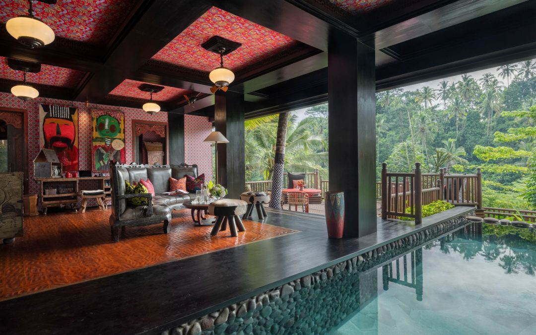 Capella Ubud – Bali, Indonésia
