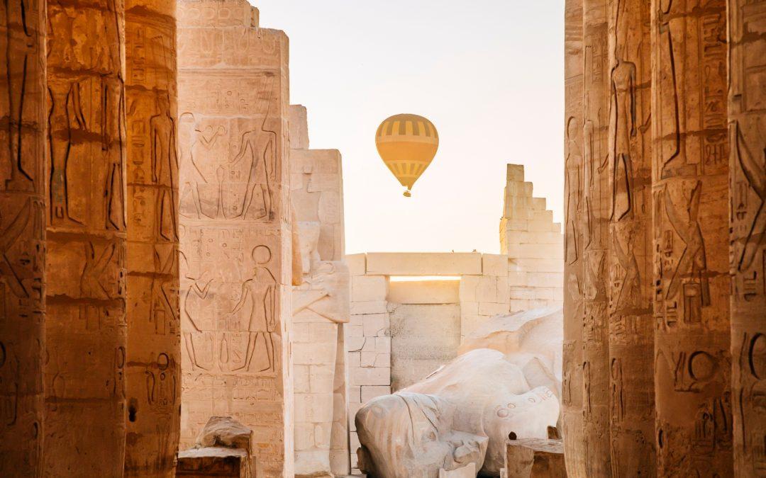 Fascinating Egypt Antique !